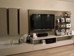 Modular Entertainment Units from About Space