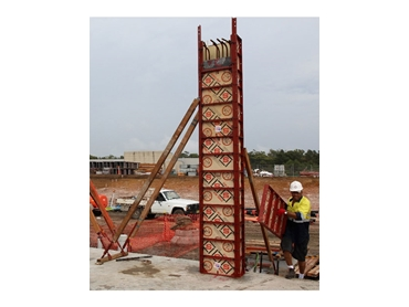 Steel-Ply Formwork System from EzyTube