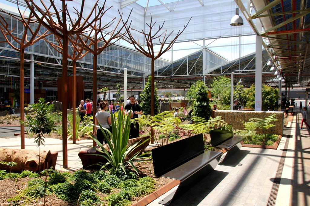 Tonsley Public Realm By Oxigen Architecture And Design