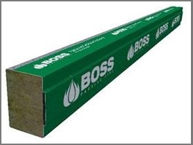 BOSS FacadeGard™: Rainscreen ventilated fire barrier