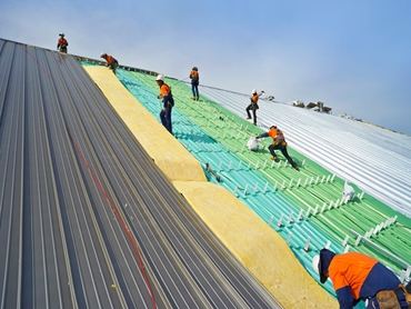 Installation of Standing Seam Systems in Adelaide