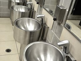 Hand Basins, engineered to suit the needs of commercial  Australian standards