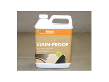 Stain Resistant Impregnating Sealers from Dry-Treat