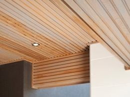Innovative panelling solutions from Cedar Sales