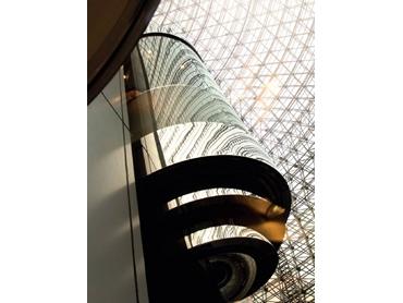 Sustainable and energy efficient KONE elevators