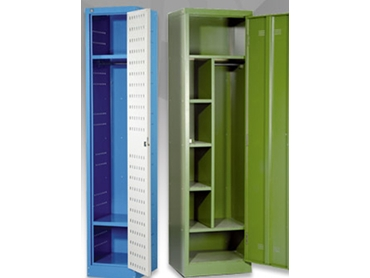 Well-designed Special Lockers from Excel Lockers