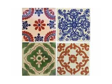 Interactive Decorative Tile Design App - Create Your Own Design