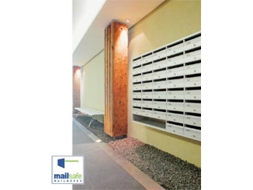 Australian Made Commercial and Residential Letterboxes from Mailsafe Mailboxes
