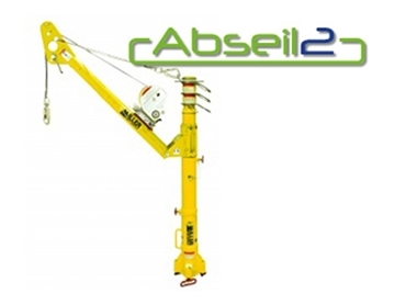 Abseil2 Engineered Davit System for Abseil Access Solutions and Confined Spaces l jpg