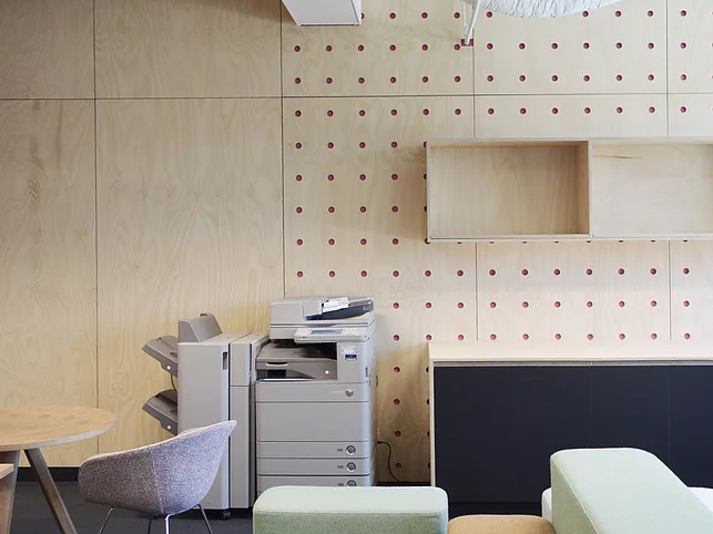Wellington Architectural perforated panel range