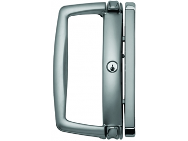 Detailed product image of sliding door hardware