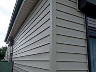 Cedarline Insulated Vinyl Cladding Architecture And
