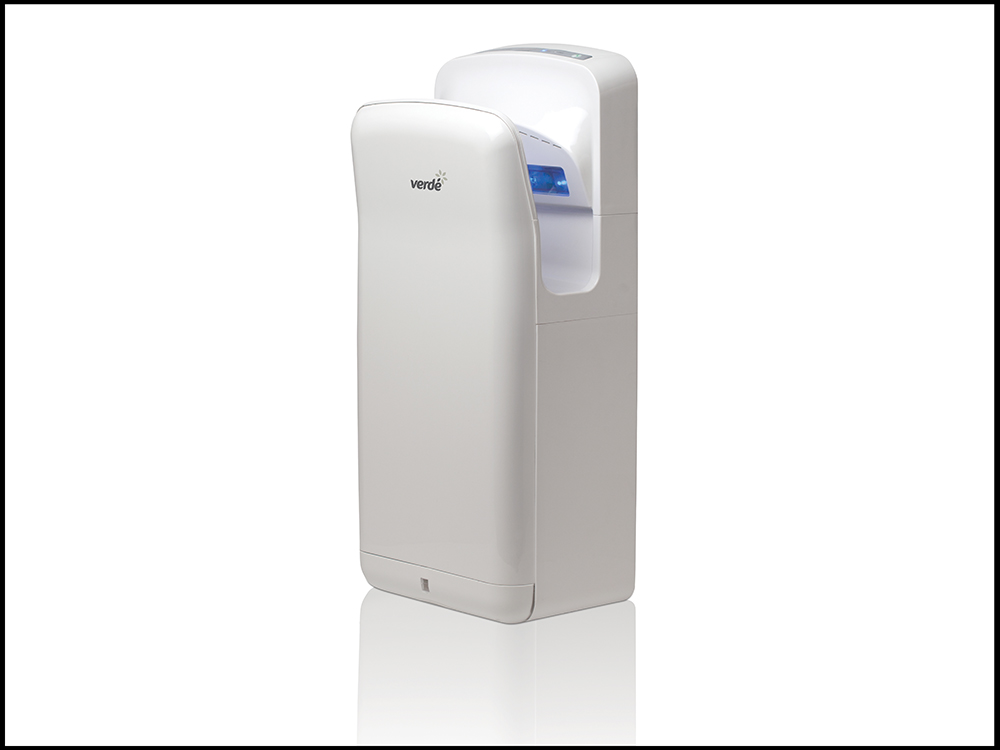 Verde Maxi high performance hand dryer
