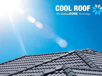 Dulux AcraTex InfraCOOL Technology for Cooler Roof Surfaces