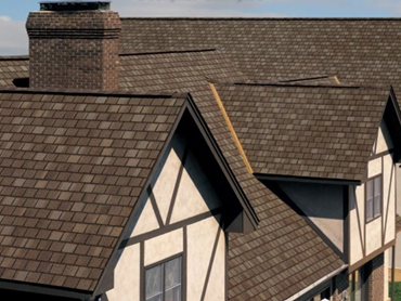 The Hatteras Shingle Range is built to withstand high winds.