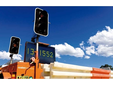 Traffic and Crowd Control Equipment Hire