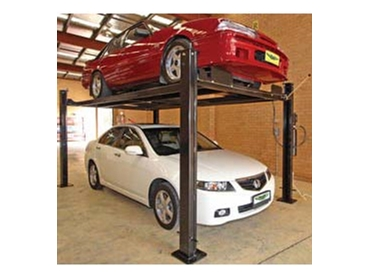 Car Lifts Freestanding Automotive Hoists and Vehicle Storage for your Garages from Hero Hoists l jpg