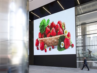 Outdoor Architect Friendly LED Screen