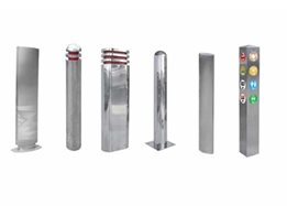 Street Furniture - Benches, Bollards and Bins from Etcetera