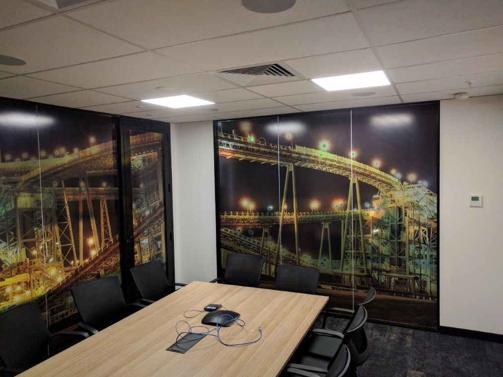 Digital printing: Bringing your building to life