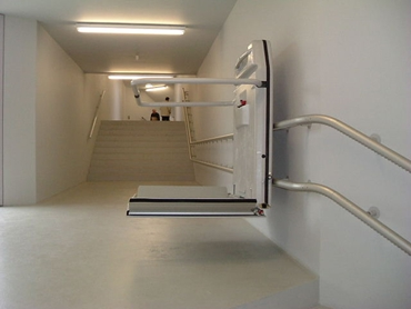wheelchair stair lift. Wheelchair Stair Lifts From Platform Lift Company | Architecture And Design S