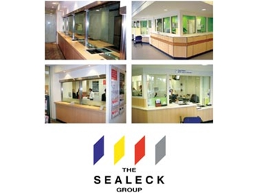 Ballistic Glass for Bullet Proof Windows and Doors from The Sealeck Group