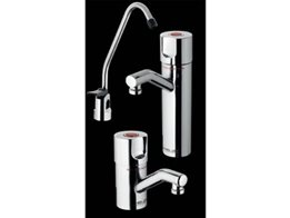 Instant boiling and chilled water from two separate taps by Whelan Industries