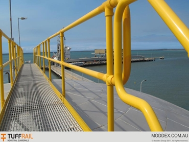 Image Gallery Industrial Handrails