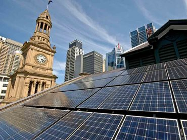 $9.1m allocation for the installation of solar panels on City-owned properties
