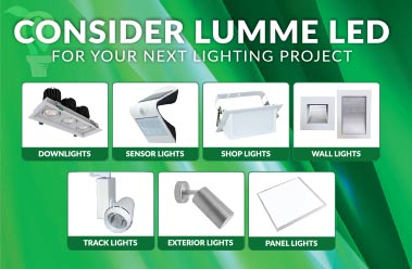 SAS Supplier Group LED lights