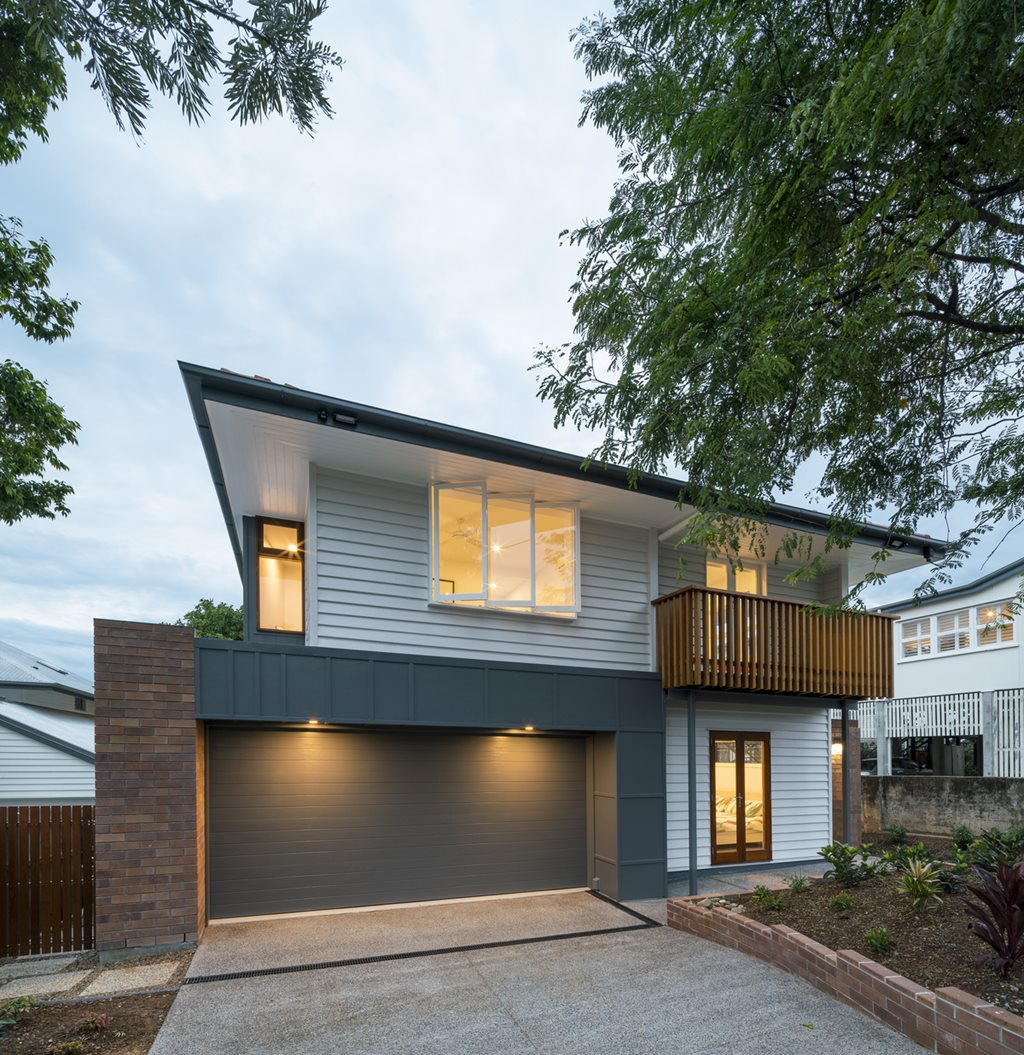 Home Design Studio Pro 15: Studio 15b Build 'in-and-under' Raised 1950s Brisbane Home