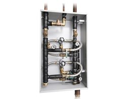 Rheem Guardian® for Controlled Warm Water