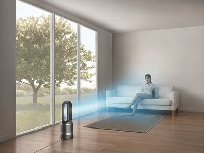 Dyson Pure Hot Cool Link Cooling