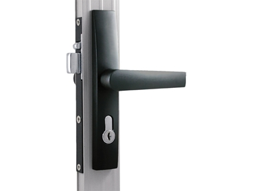 New Hinged and Sliding Security Door Hardware from Doric Products | Architecture And Design  sc 1 st  Architecture And Design & New Hinged and Sliding Security Door Hardware from Doric Products ...