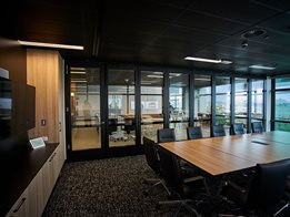 Bildspec Operable Walls: Office acoustics