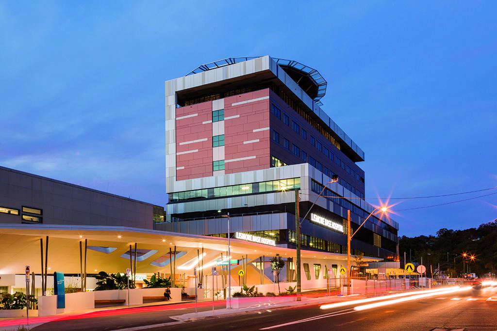 New Lismore Base Hospital Ed Opens To The Public