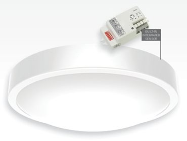 Pierlite Orion Eco Colour Select LED Oyster