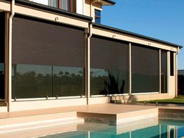 Verosol external roller blind systems