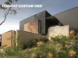 CUSTOM ORB® traditional corrugated cladding