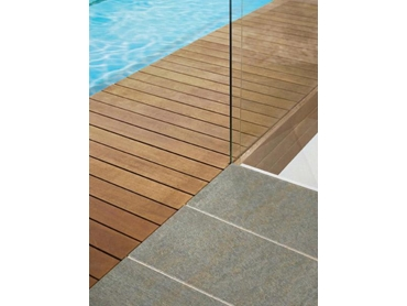 Durable, non-slip and colour-fast, ideal for use around pools