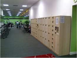 Keyless Electronic Lockers from Aussie Lockers