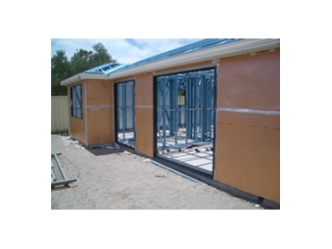 Thermo Reflective Insulation Building Site