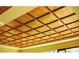 Kingwood Composite Timber Internal Wall and Ceiling Cladding