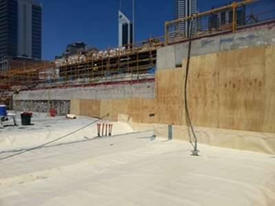 SikaProof® A for Waterproofing of Basements and Other ...