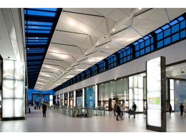 SAS Architectural Metalwork Solutions Deliver Outstanding Acoustic Comfort and Design Aesthetics l jpg