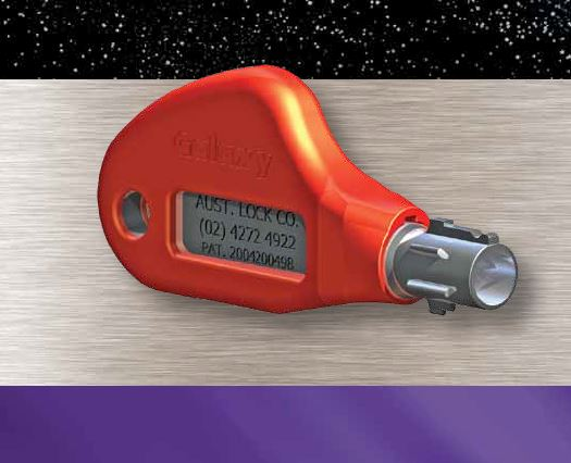 Galaxy...taking security to another level!