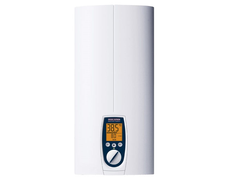Electric instantaneous water heaters save both water and energy
