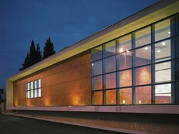 Trespa Meteon: Rear ventilated facades ideal for prolonged exposure