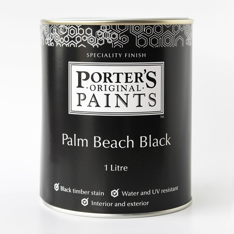 Palm Beach Black Speciality Stain Architecture And Design