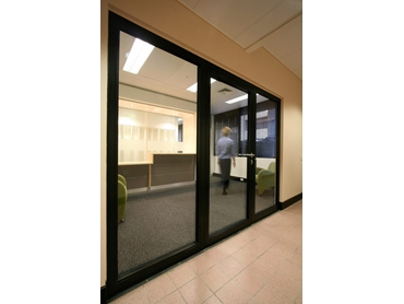 Glass Fire Doors, Windows and Curtain Wall Systems